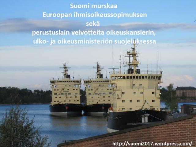 Miten isoksi harmaan hallinnon ja viranomaisrikollisuuden Suomessa annetaan kasvaa?
