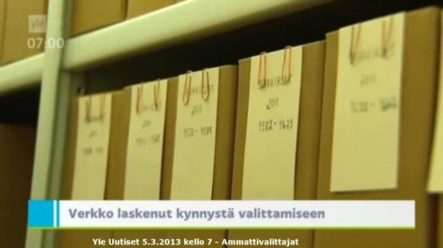 """Taustaa aiemmasta Suomi 2017 artikkelista """"Ammattivalittajat"""""""
