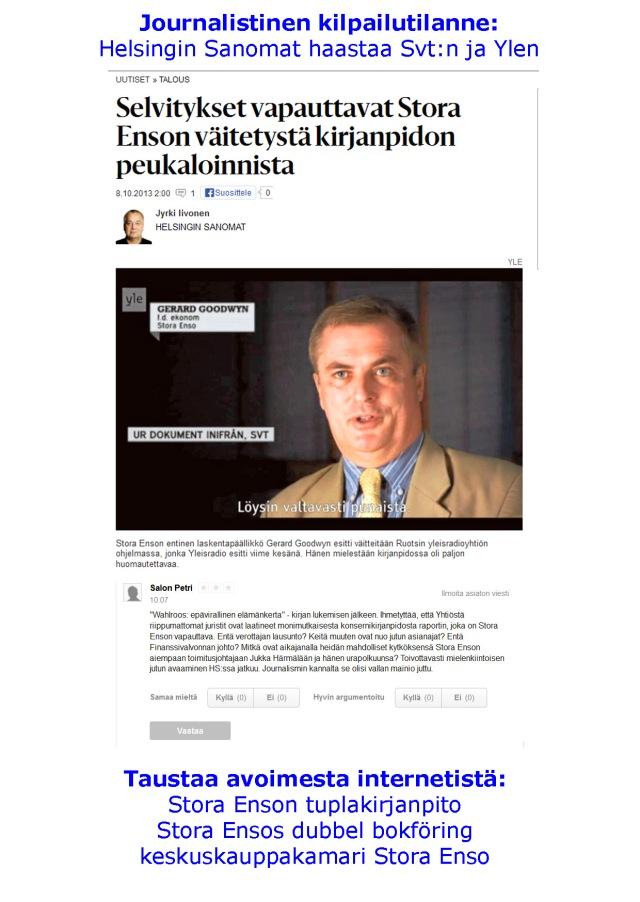 Pilliinpuhaltaja eli whistleblower - Tapaus Gerard Goodwyn