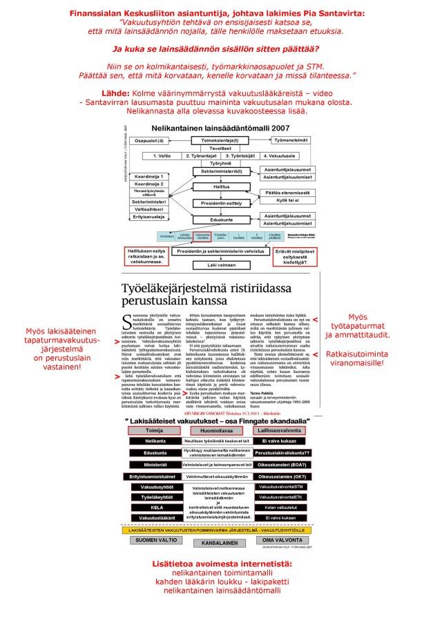 Perustuslaki-, viranomais-, ihmisoikeus- ja oikeusturvarikollisuus Suomessa 2014.