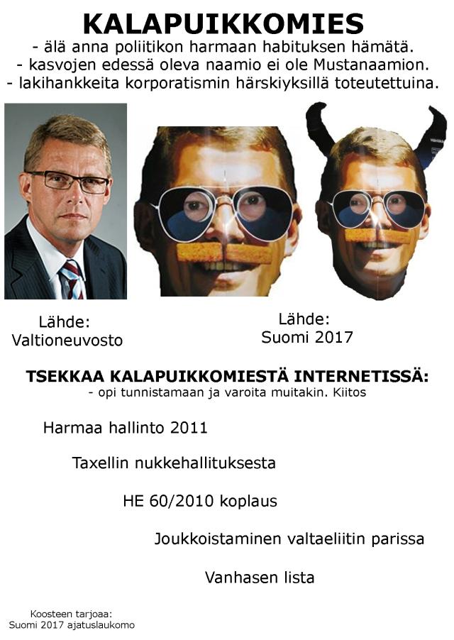 Onko Paavo Väyrynen köyhien asialla? Entä ajaako Mauri Pekkarinen keskustan irti korporatismista?