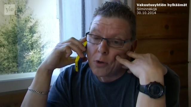Tapaus_Silminnäkijä 30102014_Asianajaja Männistö soittaa_Pekka Häkkinen
