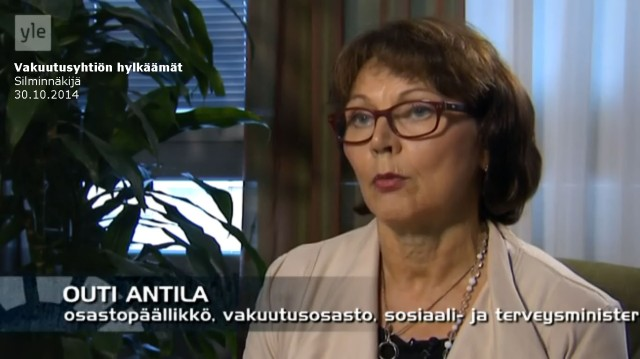 Tapaus_Silminnäkijä 30102014_Ylijohtaja Outi Antila_STM