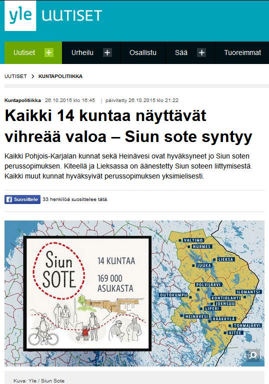 www.pkssk.fi > Hallinto ja tukipalvelut > Ajankohtaista > Projektit ja hankkeet > Pohjois-Karjalan sote-hanke