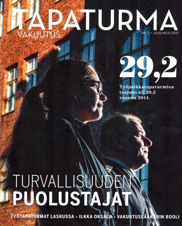 Ehken Suomen tyylikkäin propagandalehti?