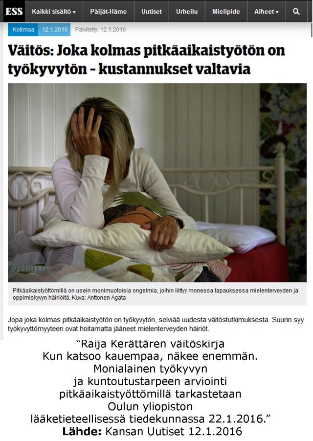 ESS = Etelän Suomen Sanomat Lahdesta.