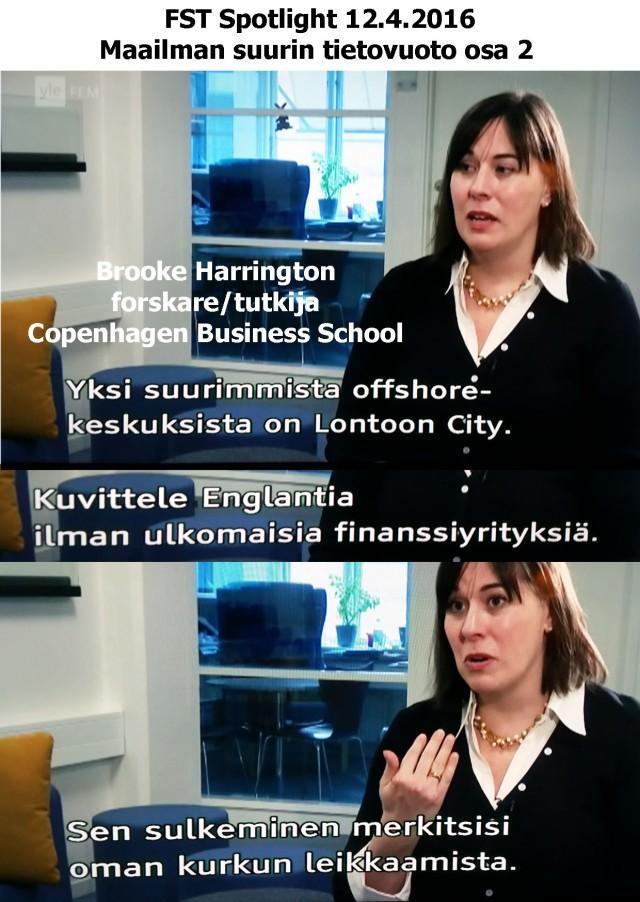 """Vain ruotsiksi: """"Forskare: Skatteparadis tär på demokratin"""""""