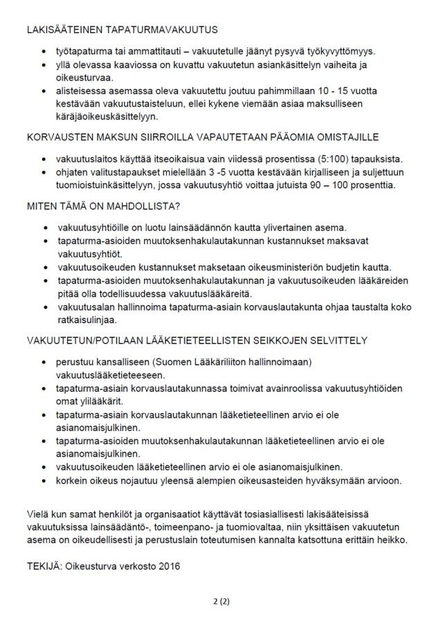 Kenellä todellinen valta Suomessa on?