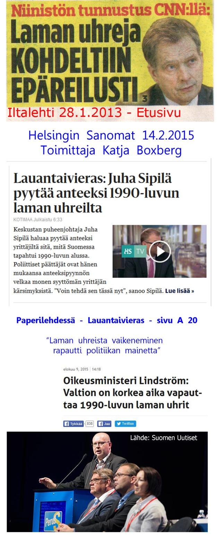Tasavallan presidentti Sauli Niinistö tuntee aiheen ministeriajoiltaan läpikotaisin.